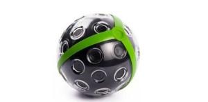 360度ボール型カメラ
