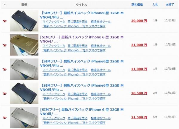 iphone6偽物