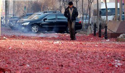 中国 爆竹