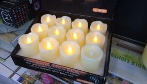 LED蝋燭
