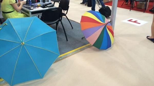 広州交易会 傘