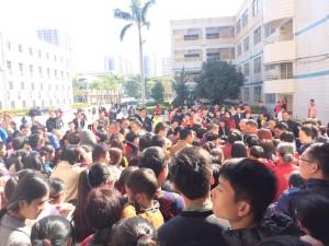 中国 旧正月 お年玉