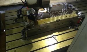 金型製作過程