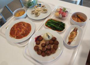 中国IKEA食事
