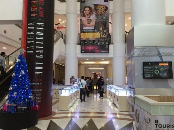 タイ JTC宝石市場