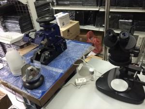 宝石鑑定機器