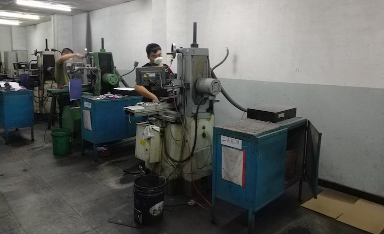 金属加工 中国