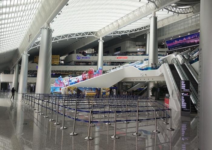 蛇口 新ターミナル